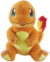 Wholesalers of Pokemon 8 Inch Plush - Charmander W7 toys image