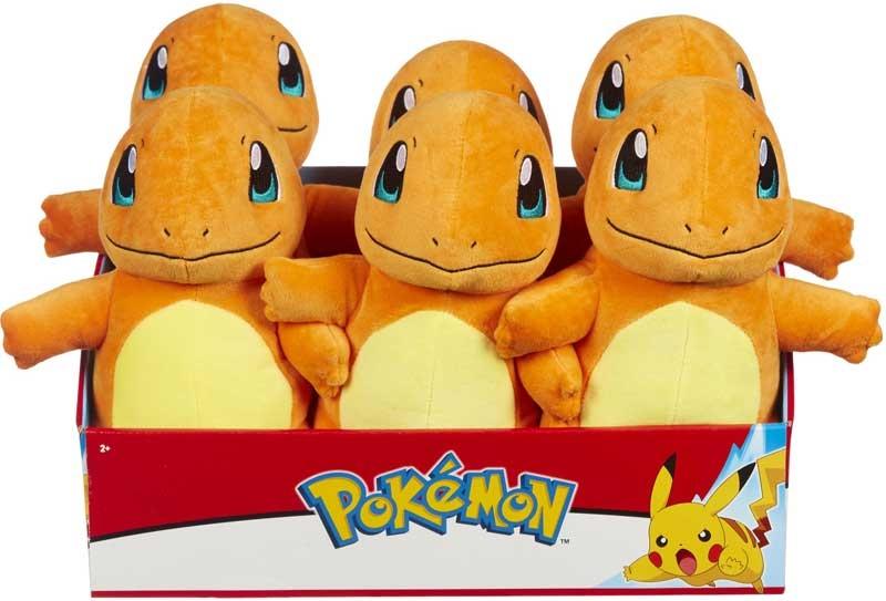 Wholesalers of Pokemon 8 Inch Plush - Charmander toys
