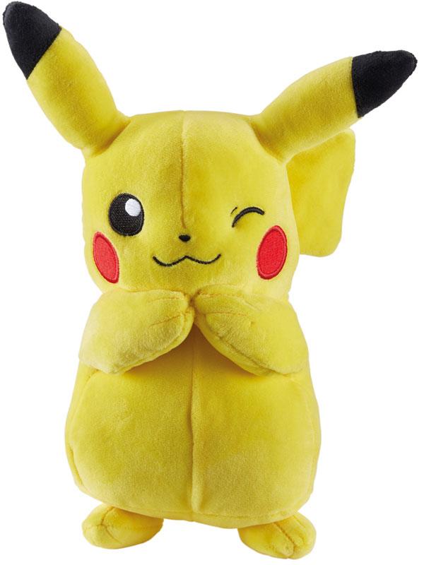Wholesalers of Pokemon 8 Inch Plush - Pikachu W7 toys