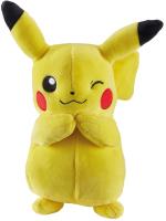 Wholesalers of Pokemon 8 Inch Plush - Pikachu W7 toys image