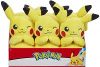 Wholesalers of Pokemon 8 Inch Plush - Pikachu W7 toys image 2