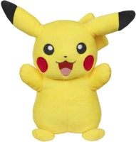 Wholesalers of Pokemon 8 Inch Plush - Pikachu toys image
