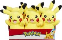 Wholesalers of Pokemon 8 Inch Plush - Pikachu toys image 2
