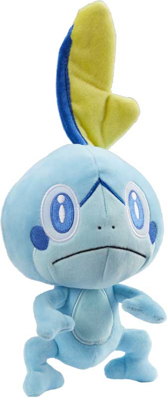 Wholesalers of Pokemon 8 Inch Plush - Sobble toys