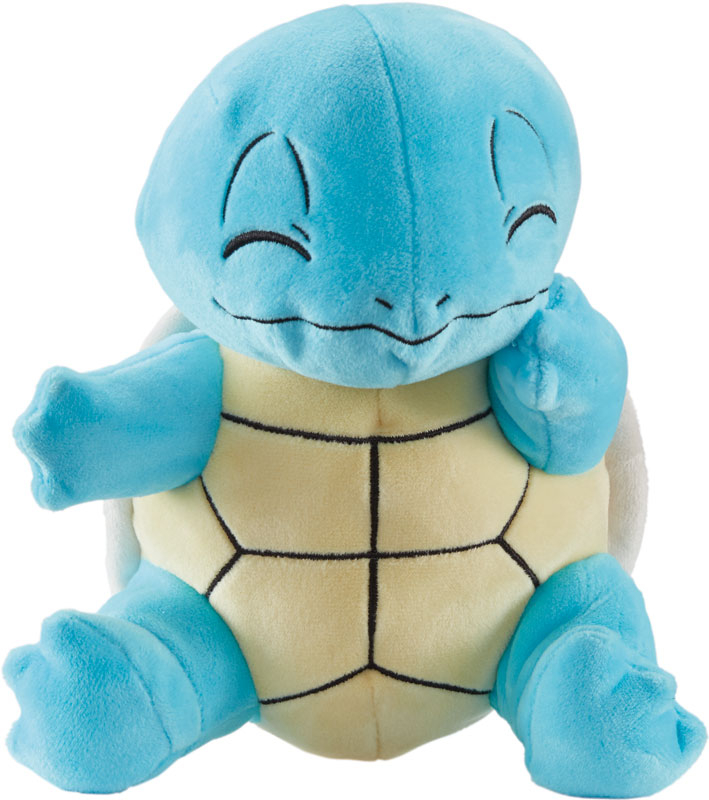 Wholesalers of Pokemon 8 Inch Plush - Squirtle W7 toys