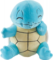 Wholesalers of Pokemon 8 Inch Plush - Squirtle W7 toys image