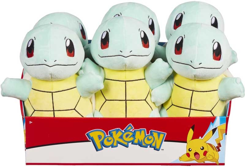 Wholesalers of Pokemon 8 Inch Plush - Squirtle toys