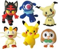 Wholesalers of Pokemon 8 Inch Plush toys image 2