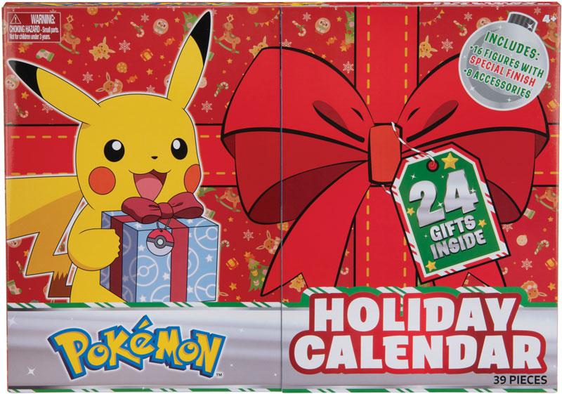 Wholesalers of Pokemon Advent Calendar 2021 toys