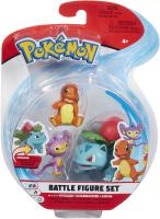 Wholesalers of Pokemon Battle 3 Figure Aipom Asst toys image