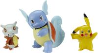 Wholesalers of Pokemon Battle 3 Figure Cubone Asst toys image 2