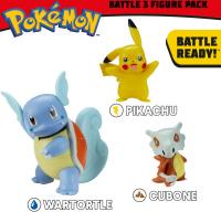 Wholesalers of Pokemon Battle 3 Figure Cubone Asst toys image 3