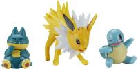 Wholesalers of Pokemon Battle 3 Figure Munchlax Asst toys image 2