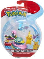 Wholesalers of Pokemon Battle 3-figure Pack Asst toys image