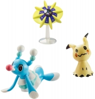 Wholesalers of Pokemon Battle 3-figure Pack Asst toys image 3
