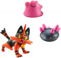 Wholesalers of Pokemon Battle 3-figure Pack Asst toys image 4