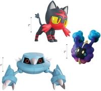 Wholesalers of Pokemon Battle 3-figure Pack toys image 2