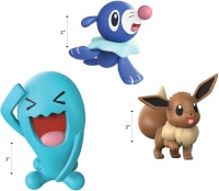 Wholesalers of Pokemon Battle 3-figure Pack toys image 4