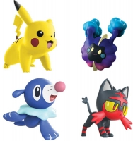 Wholesalers of Pokemon Battle 8-figure Multipack toys image 2