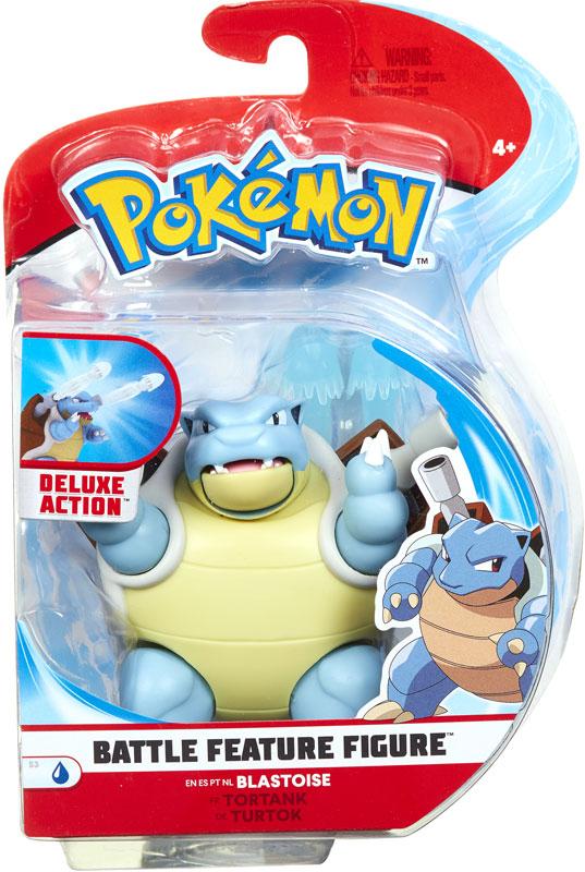 Wholesalers of Pokemon Battle Feature 4.5 Inch Blastoise toys