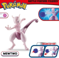 Wholesalers of Pokemon Battle Feature 4.5 Inch Figure - Mewtwo toys image 3