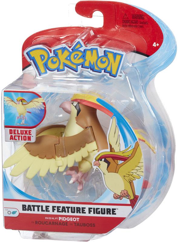 Wholesalers of Pokemon Battle Feature 4.5 Inch Figure Pidgeot toys
