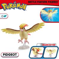 Wholesalers of Pokemon Battle Feature 4.5 Inch Figure Pidgeot toys image 3