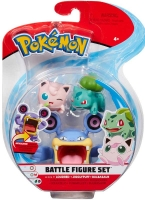 Wholesalers of Pokemon Battle Figure 3-pack toys image 2