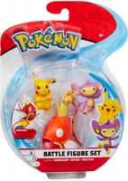 Wholesalers of Pokemon Battle Figure 3-pack toys image 3