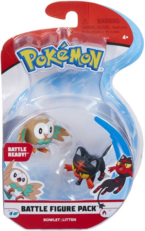 Wholesalers of Pokemon Battle Figure Pack toys