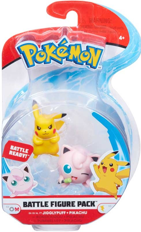 Wholesalers of Pokemon Battle Figure Pack toys