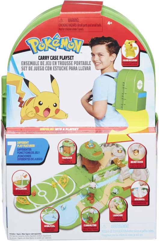 Wholesalers of Pokemon Carry Case Playset toys