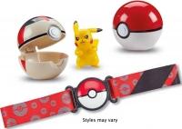 Wholesalers of Pokemon Clip N Go Poke Ball Belt Set - Pikachu toys image 2