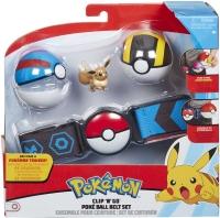 Wholesalers of Pokemon Clip N Go Poke Ball Belt Set toys Tmb