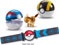 Wholesalers of Pokemon Clip N Go Poke Ball Belt Set toys image 3
