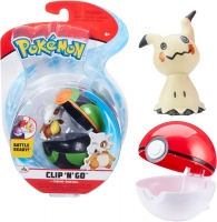 Wholesalers of Pokemon Clip N Go toys image