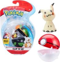Wholesalers of Pokemon Clip N Go toys Tmb