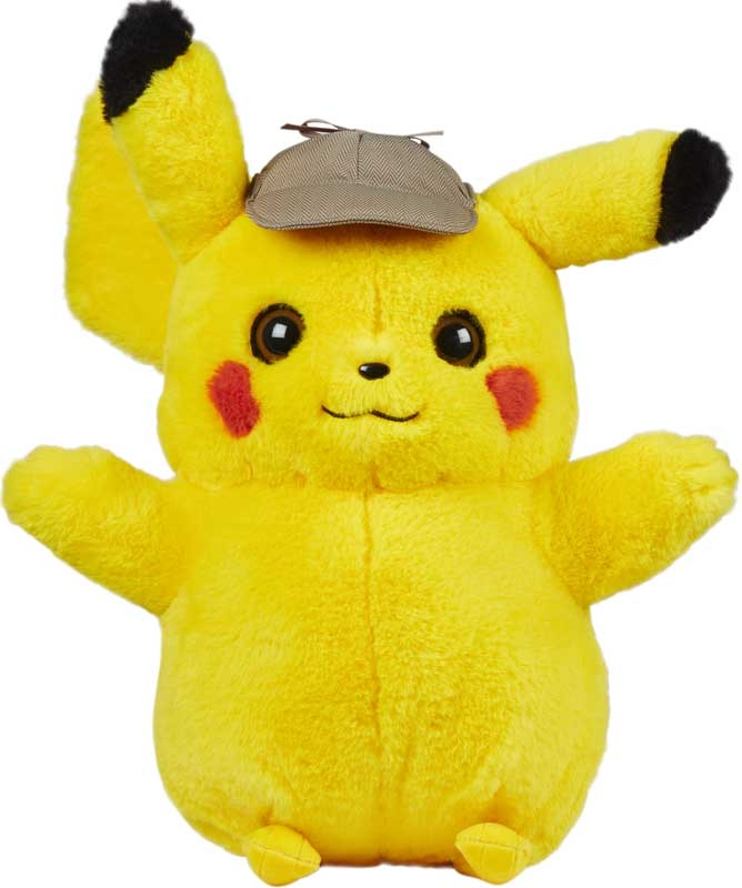 Wholesalers of Pokemon Detective Pikachu 16 Inch Plush toys