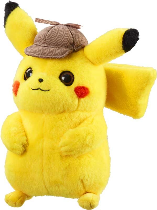 Wholesalers of Pokemon Detective Pikachu 8 Inch Plush toys