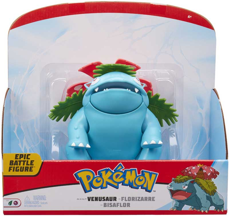Wholesalers of Pokemon Epic Battle Figure - Venusaur toys