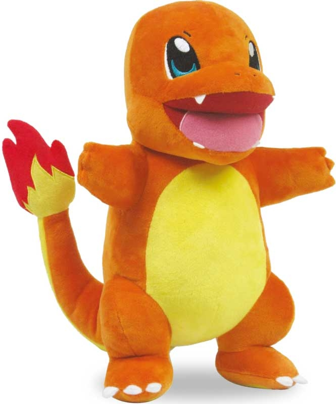 Wholesalers of Pokemon Flame Action Charmander toys