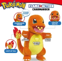 Wholesalers of Pokemon Flame Action Charmander toys image 2