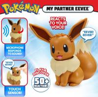 Wholesalers of Pokemon My Partner Eevee toys image 3