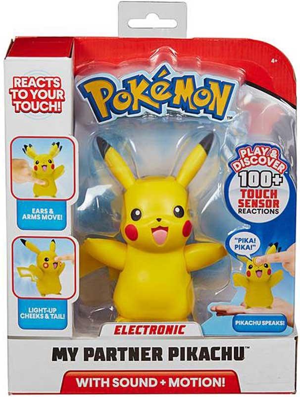 Wholesalers of Pokemon My Partner Pikachu toys