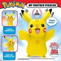 Wholesalers of Pokemon My Partner Pikachu toys image 3