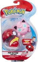 Wholesalers of Pokemon Pop Action Poke Ball - Jigglypuff toys image