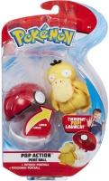 Wholesalers of Pokemon Pop Action Poke Ball - Psyduck toys Tmb