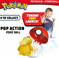 Wholesalers of Pokemon Pop Action Poke Ball - Psyduck toys image 3