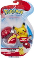 Wholesalers of Pokemon Pop Action Poke Ball Asst toys image