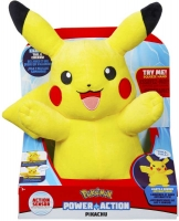 Wholesalers of Pokemon Power Action Pikachu toys image